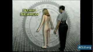 Stations strip searches Holding