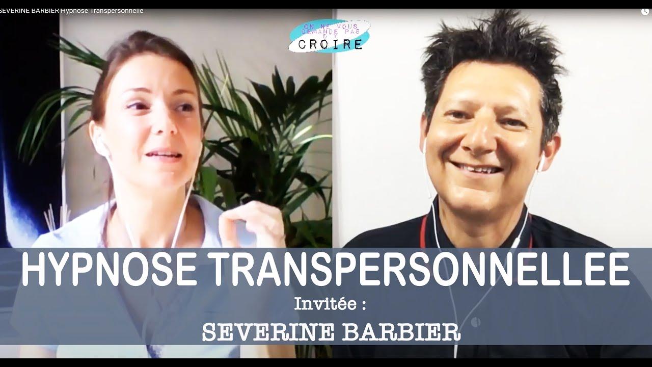 SEVERINE BARBIER Hypnose Transpersonnelle