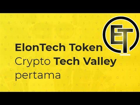 ElonTech Token Crypto Tech Valley Pertama Anti Rug