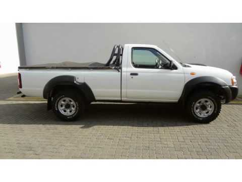 2013 NISSAN HARDBODY NP300 2.5 TDI Auto For Sale On Auto Trader South Africa