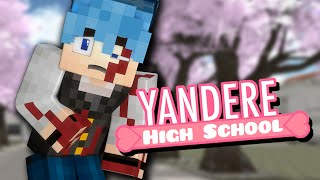 Yandere High School - MY FRIEND'S DYING MESSAGE... (Minecraft Roleplay) Ep. 21