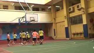 鳳翎盃2015 - 軒尼詩道官立小學