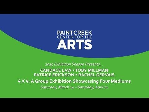PCCA Exhibition: 4 X 4
