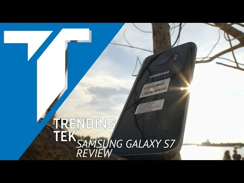 Samsung Galaxy S7 Review Indonesia