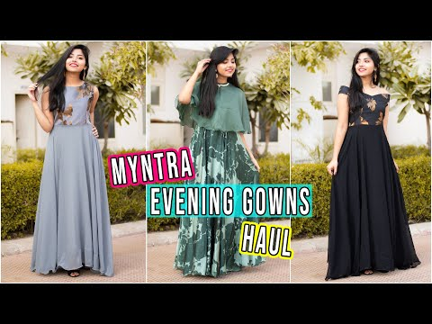 myntra-evening-gown-haul(5)-under-2500rs|-party-wear-gowns