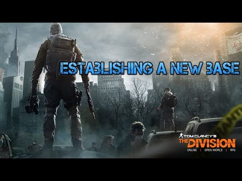 "Tom Clancy's The Division #2  ""Recruiting help, moving from Brooklyn to Manhattan"""
