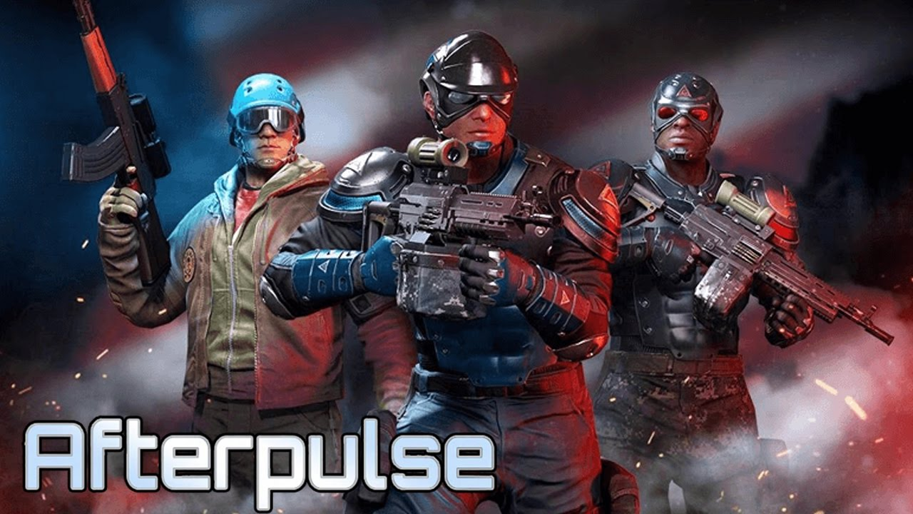 AFTERPULSE GAMEPLAY - iOS / Android Game Video