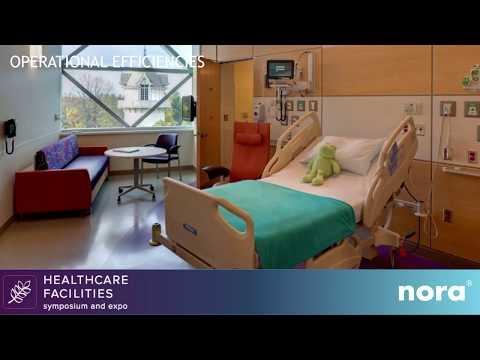 Healthcare Facilities Symposium and Expo | nora® flooring