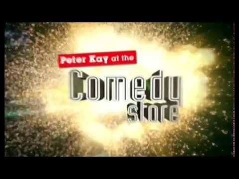 Peter Kay at The Comedy Store 1999