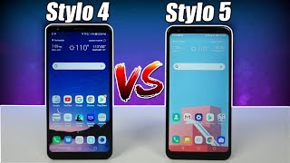LG Stylo 4 vs LG Stylo 5   What Has Changed?