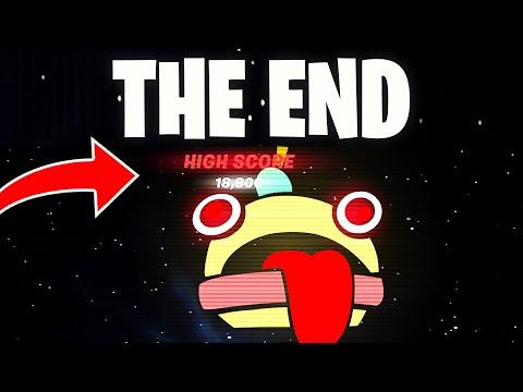 THE FORTNITE BLACK HOLE EASTER EGG... (Season 11 Minigame)