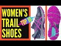 Best Trail Running Shoes For Women || Best Women's Trail Running Shoes