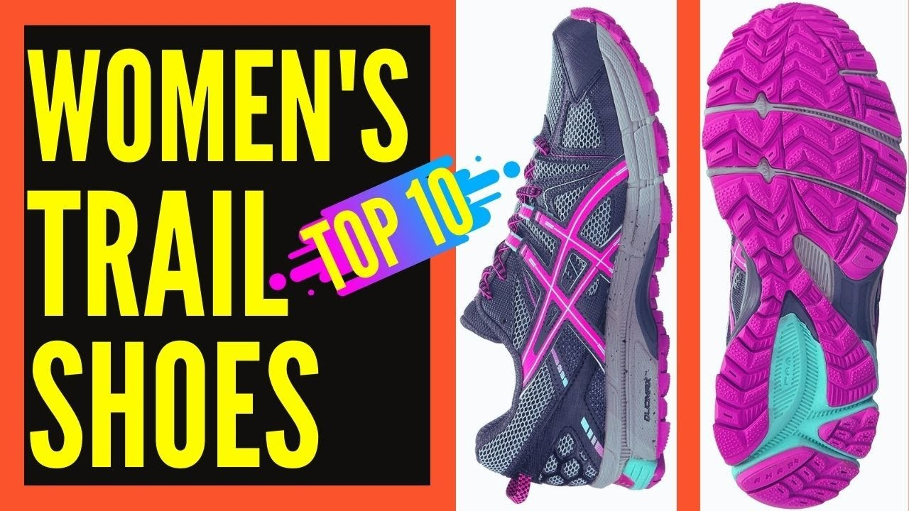 Best Trail Running Shoes For Women 2017-2018 || Best Women ...