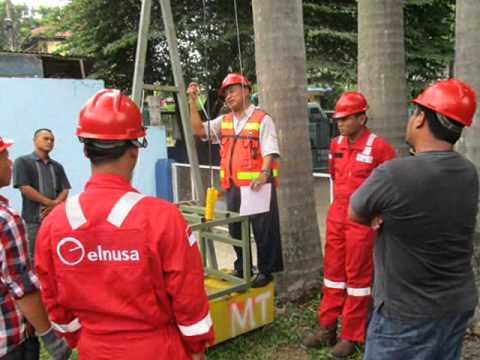 Training Juru Ikat Rigger Sertifikasi Kemnakertrans Jakarta - Transafe Indonesia
