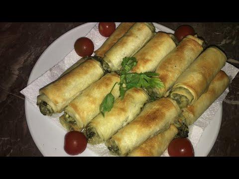 les-nems-aux-épinards-et-fromage-blanc-بريوات،-لينيم-بالسبانخ-و-الجبن-سهل-التحضير-لذيذ-و-صحي