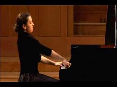 Irena Koblar, Beethoven Sonata Op 10 No 3 in D major, mov. 1