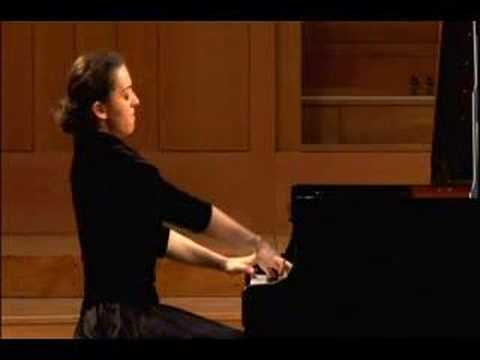 Irena Koblar, Beethoven Sonata Op 10 No 3 in D major, mov. 1