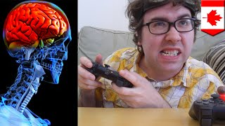 Video game brain damage  Study says FPS, ARPG games may cause dementia, experts disagree   TomoNews