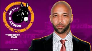 Donkey of the Day - Internet Trolls That Came to Joe Budden\'s House (7-25-16)
