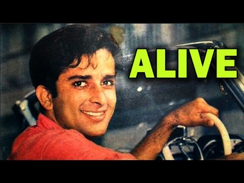 Shashi Kapoor's fake death news creates frenzy! | Bollywood News