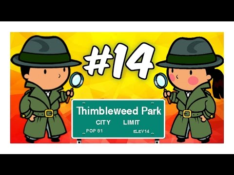 The Penthouse & The Lawyer   Thimbleweed Park #14