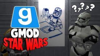 Gmod Star Wars RP - A VERY WEIRD INTERVIEW