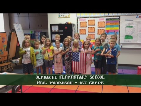 Ouabache Elementary School - Mrs. Woodason - 1st Grade