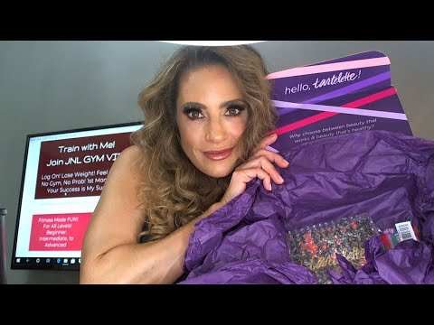 PR LIST & Unboxing Tarte with Jennifer Nicole Lee