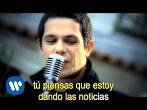 Alejandro Sanz - Amiga mia [Karaoke]