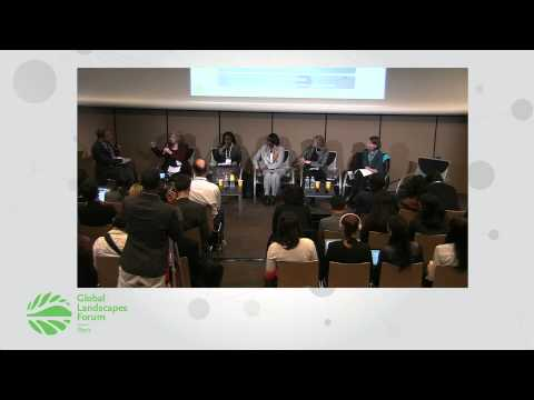 This Land is Our Land: Gender perspectives on tenure and rights GLF 2015