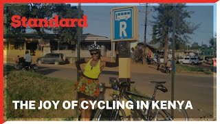 Kenya\'s Pedalwise Cycling Club completes a 328km ride from Nairobi to Moshi, Tanzania