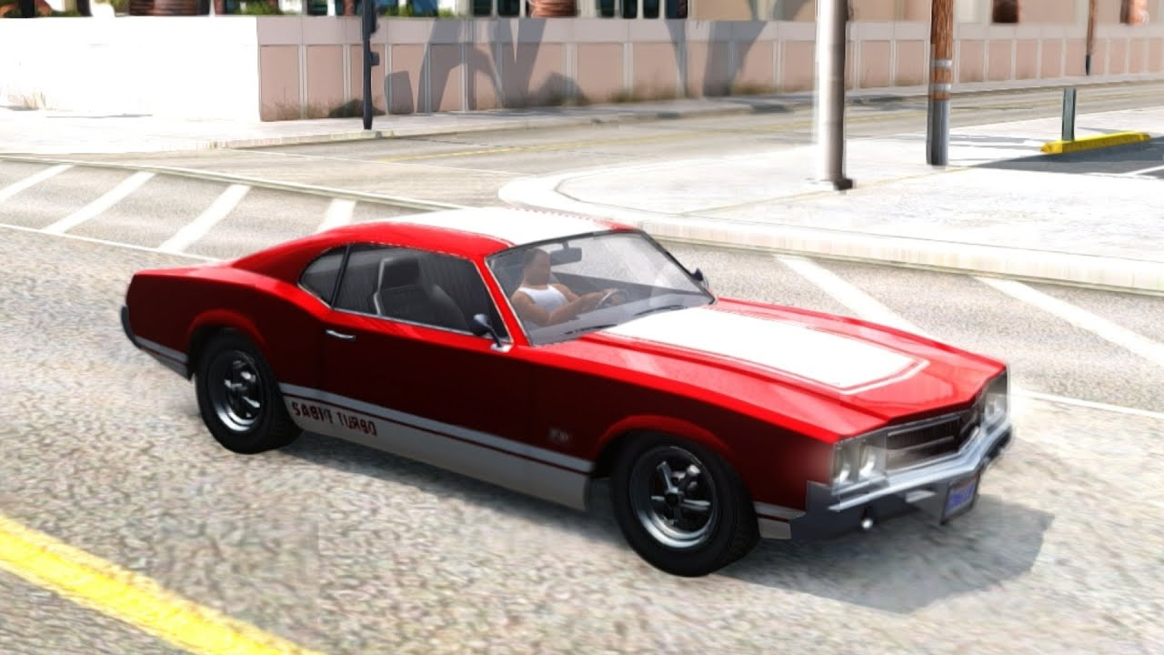 Where to find sabre turbo in gta 5 single player
