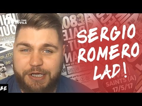 Sergio Romero Lad! | Southampton 0-0 Manchester United | LIVE REVIEW