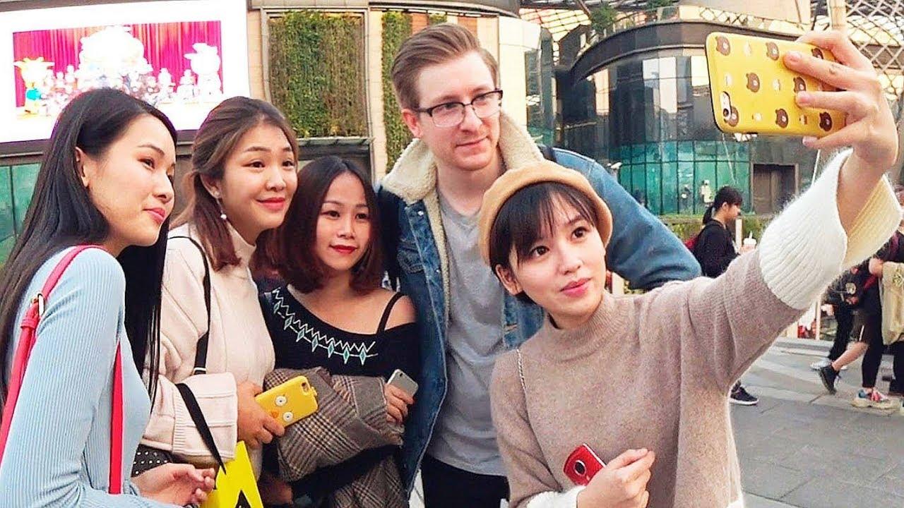китаянки знакомства с русскими