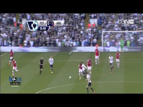 Tottenham Hotspur vs Arsenal 0 1 | All Highlights 16.03.2014