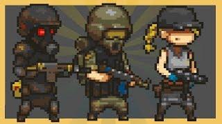 DAZW: GUNSLINGER CHALLENGE GAMEPLAY