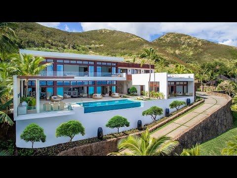 Lanikai Hillside Estate | 1611 Mokulua Drive, Kailua, Hawaii 96734