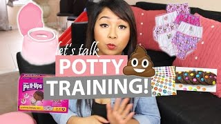 HOW I SUCCESSFULLY POTTY TRAINED MY TODDLER IN TWO MONTHS! - ESSENTIALS, FULL EXPERIENCE & TIPS!