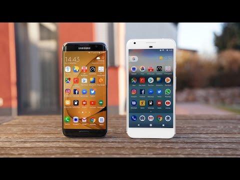 Samsung Galaxy S7 edge vs. Google Pixel XL (Deutsch) | SwagTab