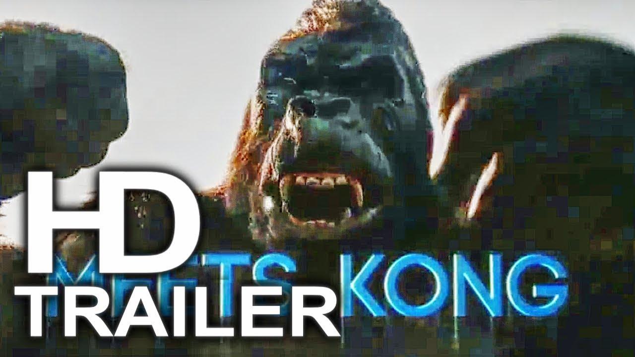 Download READY PLAYER ONE King Kong Meets Samurai Trailer NEW (2018) Steven Spielberg Movie HD.