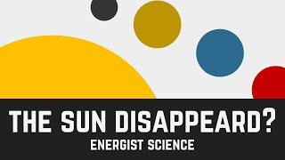 WHAT IF THE SUN DISAPPEARED? - Space Science