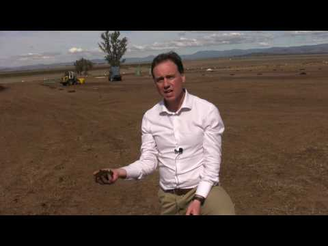 Greg Hunt talks on Soil Carbon initiatives.