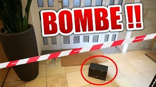 Bombe in unserm Haus