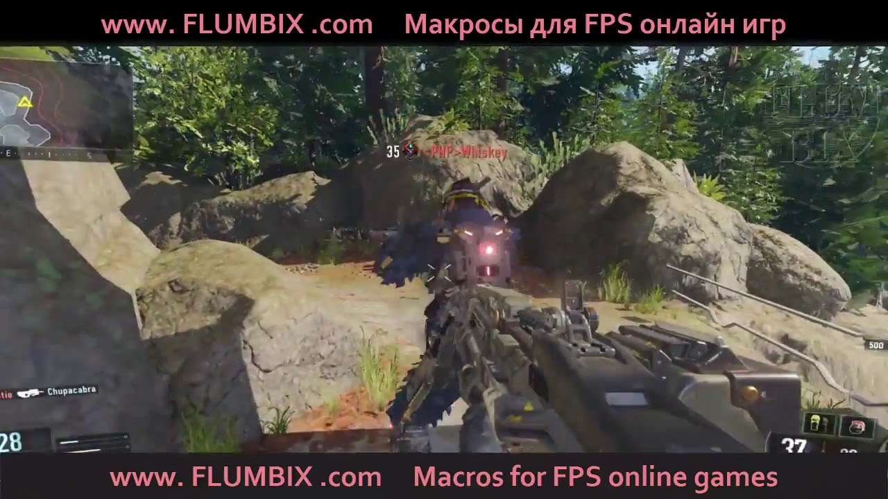 Call of Duty: Black Ops 3 макросы без отдачи - опрос | full no recoil macro  X7 - Bloody - Corsair