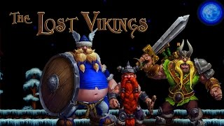 Heroes of the Storm: The Lost Vikings