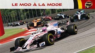 Le Mod à la mode #56 : ACFL - F1 2017 - 2.0 (Assetto Corsa) [4K]