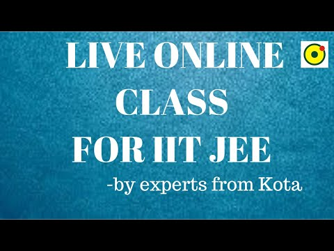 Live online classes by Nucleon IIT JEE Kota starting from 10 April- JOIN FREE DEMO FOR A WEEK