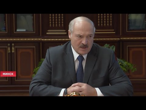 Лукашенко о коронавирусе и армии: Никаких мероприятий не отменяем! Россия тоже обороты не снижает!