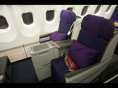 Air China A330-200 Business Class Tokyo to Shanghai