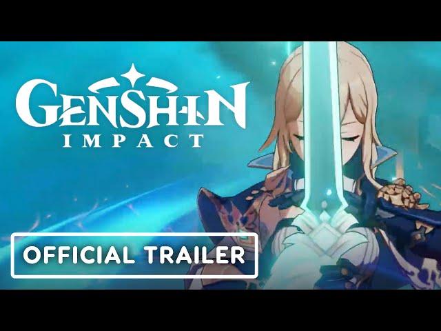 Genshin Impact (видео)